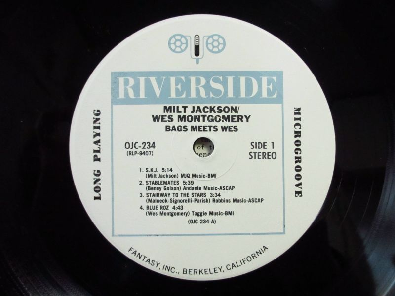 Milt Jackson And Wes Montgomery S K J Stairway To The Stars
