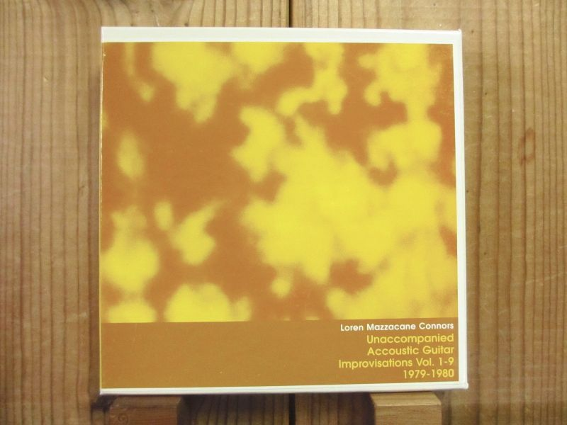 Loren Mazzacane Unaccompanied Acoustic Guitar Improvisations Vol 4