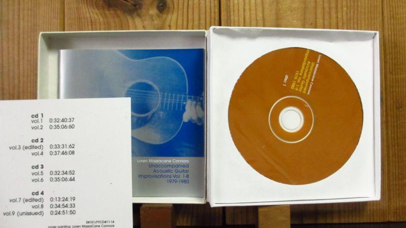 Loren Mazzacane Connors Loren Mazzacane - Tom Hanford - Listen To The Blues