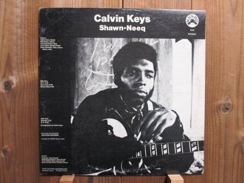 Calvin Keys - Proceed With Caution !