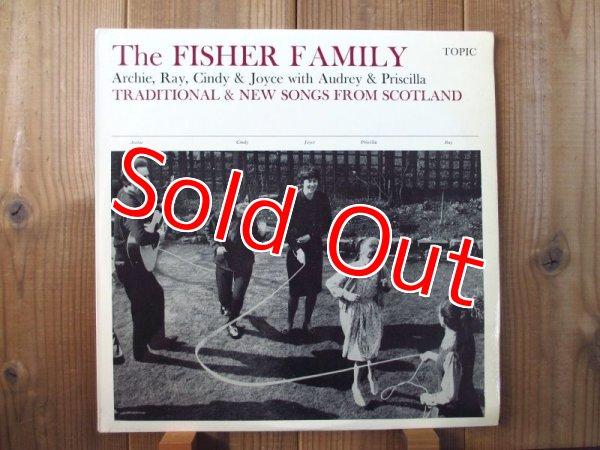 画像1: The Fisher Family / Traditional & New Songs From Scotland (1)