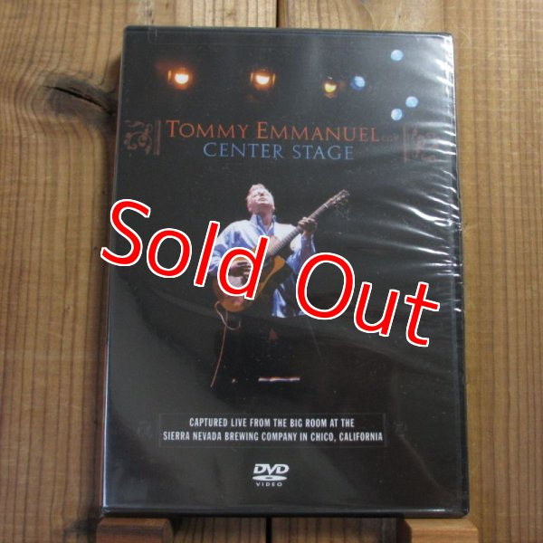 画像1: Tommy Emmanuel / Center Stage (1)