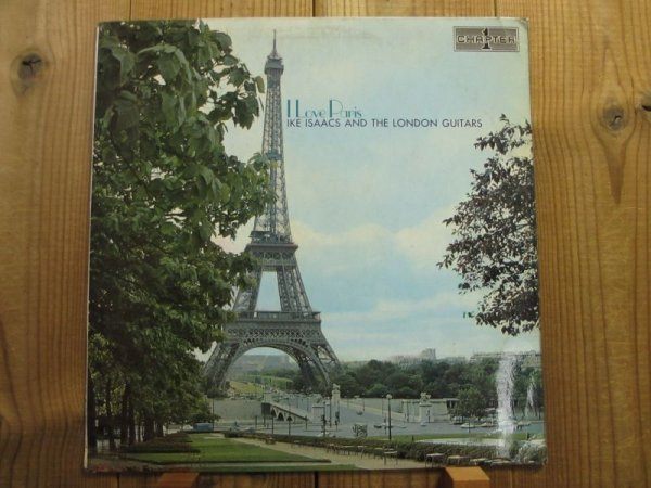 画像1: Ike Isaacs 6 The London Guitars / I Love Paris (1)