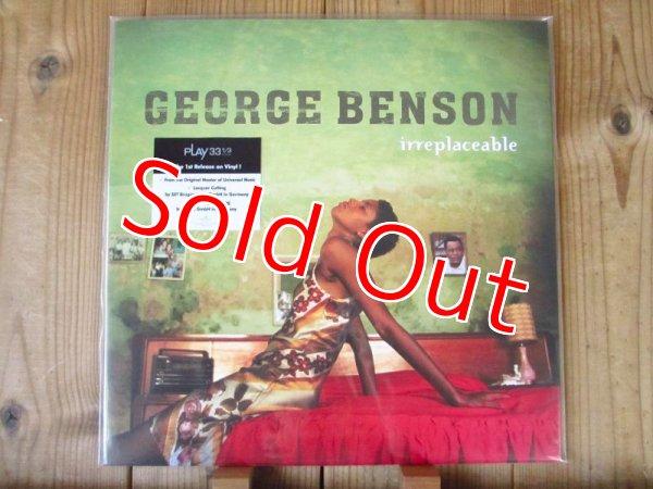 画像1: ジョージベンソンの2003年作初LP化!■George Benson / Irreplaceable (1)