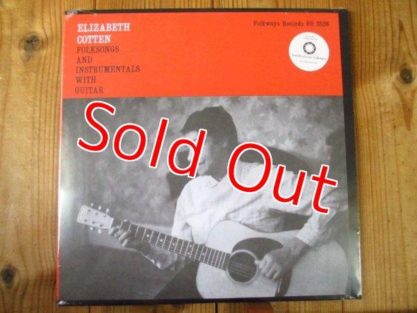 画像1: 黒人女性フォーク歌手のエリザベスコットンの名作!■Elizabeth Cotten / Folk Songs And Instrumentals With Guitar (1)