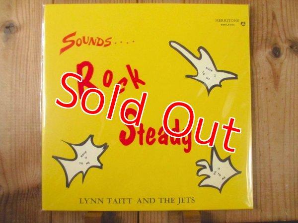 画像1: 伝説のギタリスト、リンテイトによるインストギターのロックステディ歴史的名盤!■Lynn Taitt And The Jets / Sounds.... Rock Steady (1)