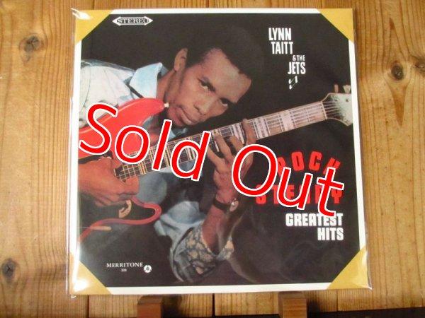画像1: 伝説のギタリスト、リンテイトがヒット曲をカバーしたインストギター名盤!■Lynn Taitt And The Jets / Rock Steady Greatest Hits (1)