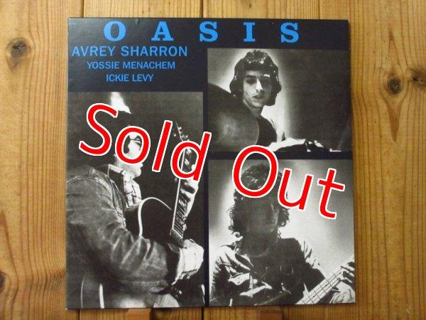画像1: Avrey Sharron / Oasis (1)