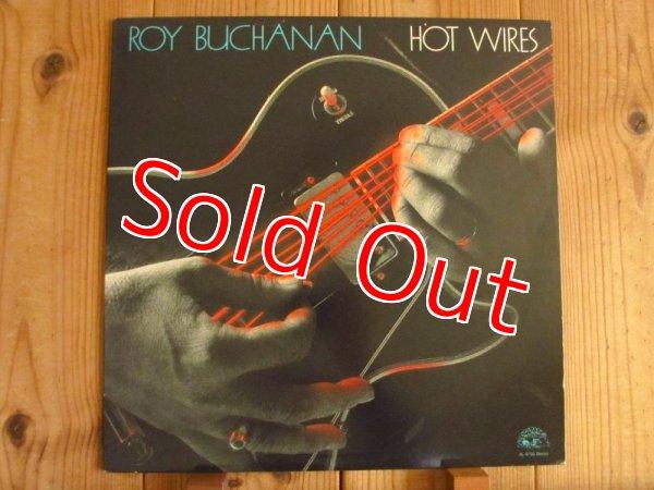 画像1: Roy Buchanan / Hot Wires (1)