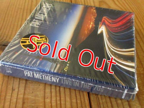 画像1: パットメセニーの70年代後期貴重音源5枚組CDボックス入荷!■Pat Metheny / Live In The 70s (5CD) (1)