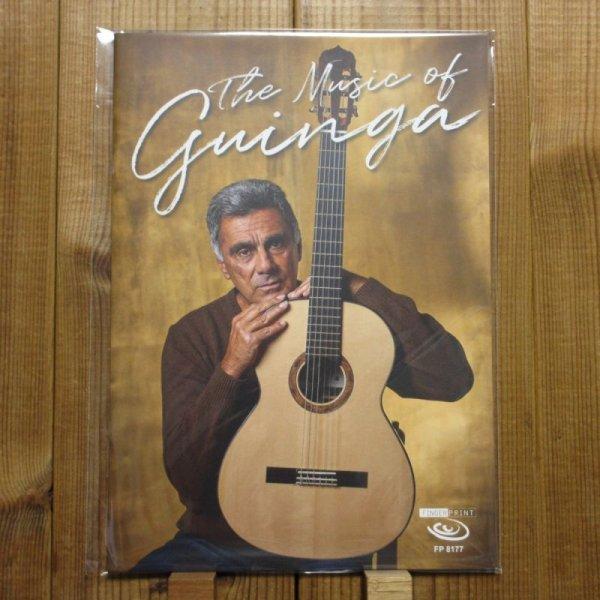 画像1: 現代ブラジルを代表する作曲家兼ギタリスト、ギンガの楽譜集が再入荷!■Guinga / The Music Of Guinga (1)