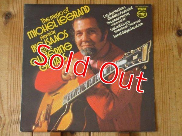 画像1: Ike Isaacs / The Music Of Michell Legrand (1)