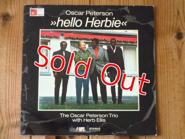 画像1: The Oscar Peterson Trio With Herb Ellis - Hello Herbie (1)