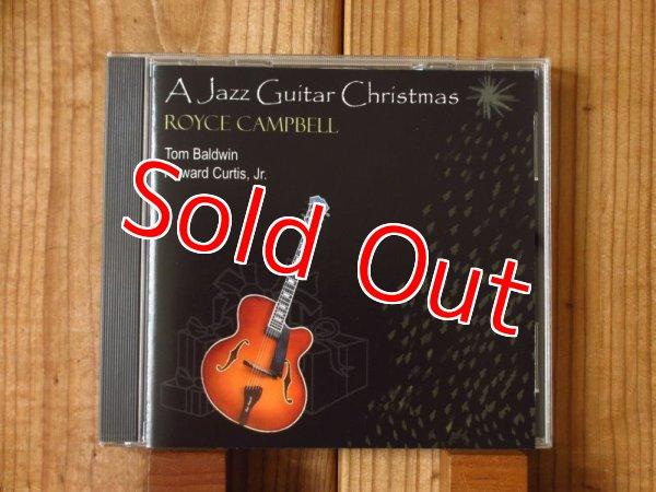 画像1: Royce Campbell / Jazz Guitar Christmas (1)