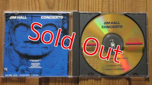 画像1: ゴールドCD RVGリマスター!■Jim Hall / Concierto (1)