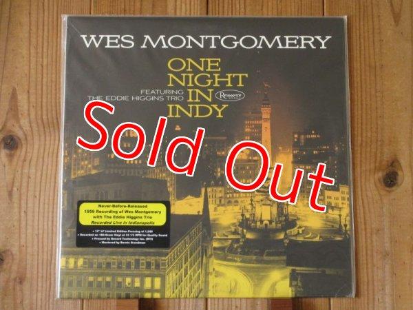 画像1: 再入荷!今や入手困難!ウェスモンゴメリー未発表音源&バーニーグランドマン!■Wes Montgomery / One Night in Indy (1)