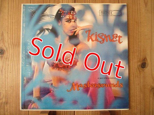 画像1: Wes Montgomery - The Mastersounds / Kismet (1)