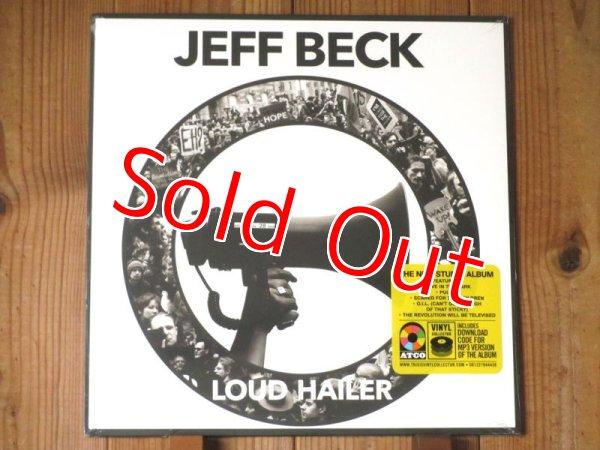 画像1: ジェフベックの2016年作スタジオ録音!■Jeff Beck / Loud Hailer (1)