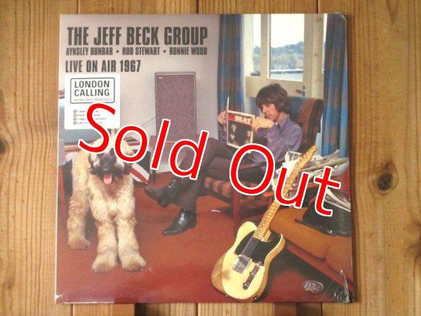 画像1: 1000枚限定盤!ジェフベックの67年BBCライヴ音源がカラーヴァイナル仕様で入荷!■Jeff Beck Group / Live On Air 1967 (1)