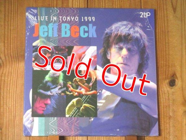 画像1: 希少アナログ盤!ジェフベックの1999年来日公演!■Jeff Beck / Live In Tokyo 1999 (1)