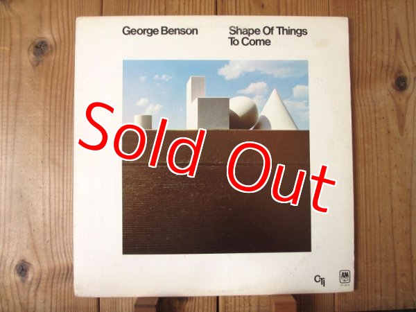 画像1: George Benson / Shape Of Things To Come (1)