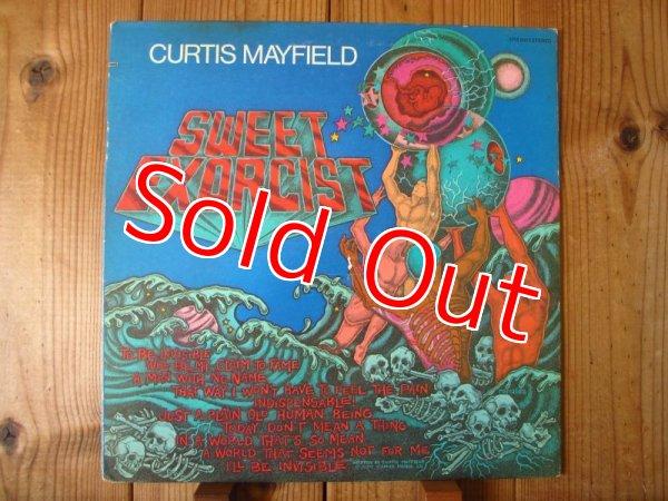 画像1: Curtis Mayfield / Sweet Exorcist (1)