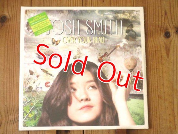 画像1: 今や入手困難!今大注目の次世代ブルースギタリスト、ジョシュスミスの世界1000枚限定プレス盤!■Josh Smith / Over Your Head (1)