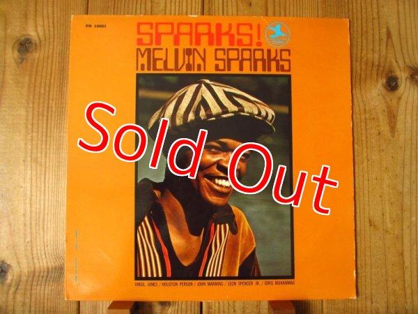 画像1: Melvin Sparks / Sparks! (1)