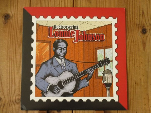 画像1: Blues Anatomy With Special Guest Jef Lee Johnson / Rediscovering Lonnie Johnson (1)