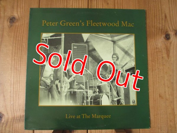 画像1: Peter Green's Fleetwood Mac / Live At The Marquee (1)