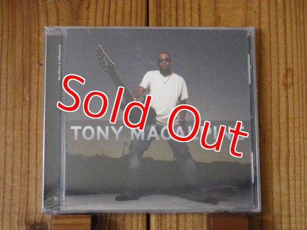 画像1: 「褐色のイングヴェイ」と呼ばれるネオクラシカル・メタルの第一人者、トニーマカパインの2011年作!■Tony MacAlpine / Tony MacAlpine (1)