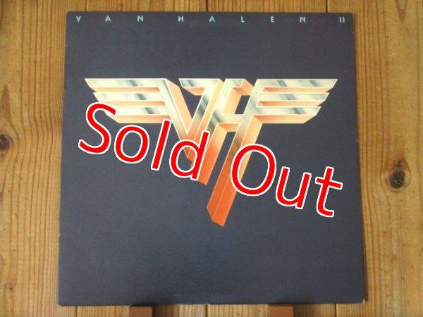 画像1: Van Halen / Van Halen II (1)