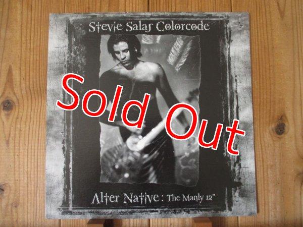 画像1: Stevie Salas Colorcode / Alter Native: The Manly 12 (1)