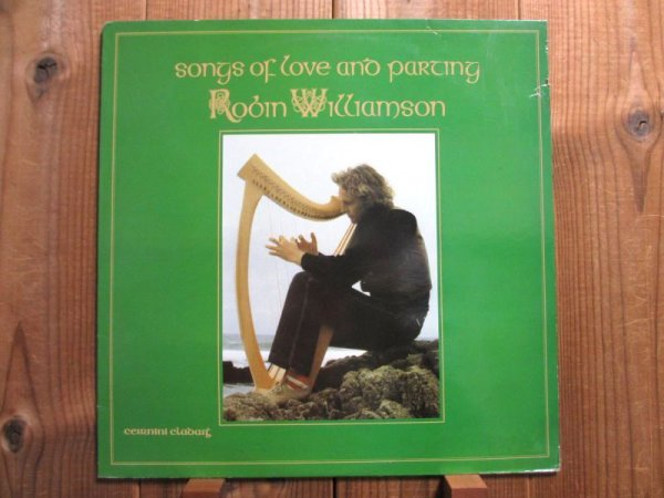 画像1: Robin Williamson / Songs Of Love And Parting (1)