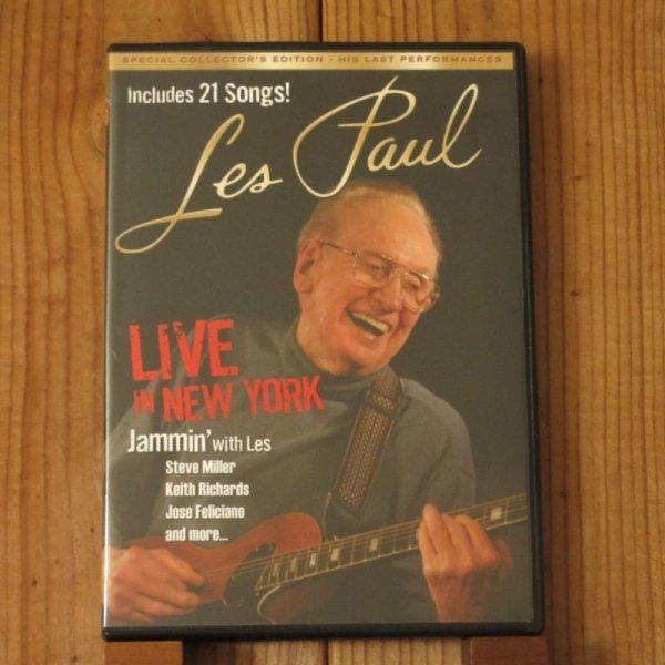 画像1: Les Paul / Live In New York (1)