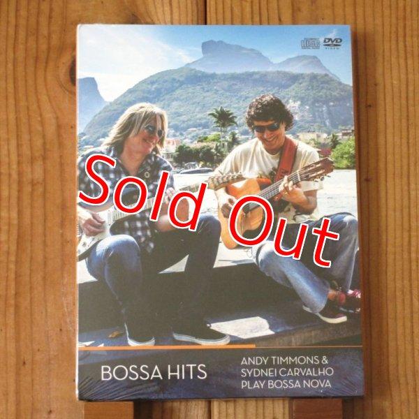 画像1: サイモンフィリップスの「Protocol」でお馴染み実力派ギタリストのアンディティモンズとブラジルのギタリスト、シドニーカルヴァーリョが組んだボサノヴァ作品集!■Andy Timmons & Sydnei Carvalho ~ Play Bossa Nova / Bossa Hits (1)