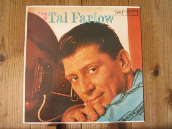 画像1: Tal Farlow / This Is Tal Farlow (1)