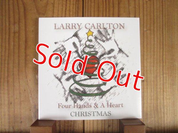 画像1: ラリーカールトンのクリスマス・アルバム!■Larry Carlton / Four Hands & A Heart Christmas (1)