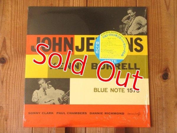 画像1: John Jenkins - Kenny Burrell / John Jenkins With Kenny Burrell (1)