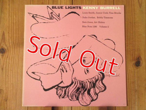 画像1: Kenny Burrell / Blue Lights, Volume 2 (1)