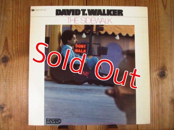 画像1: David T. Walker / The Sidewalk (1)