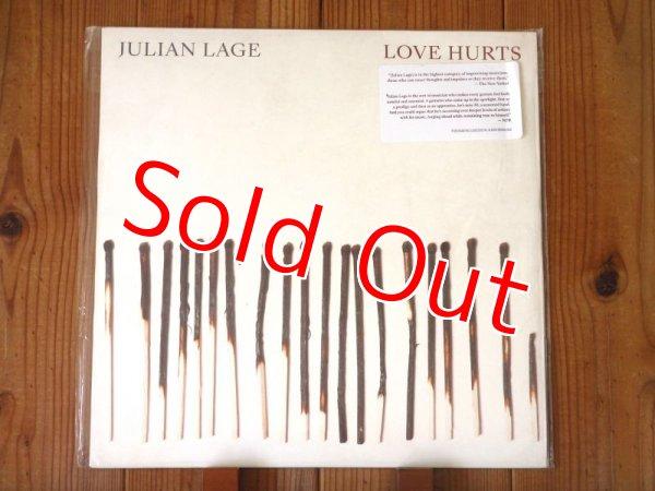画像1: 第62回グラミー賞インプロヴァイズド・ジャズ賞ノミネート作品!現代ジャズ最高峰のギタリスト、ジュリアンレイジの2019年新作アナログ盤!■Julian Lage / Love Hurts (1)