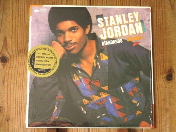 画像1: Stanley Jordan / Standards Volume 1 (1)