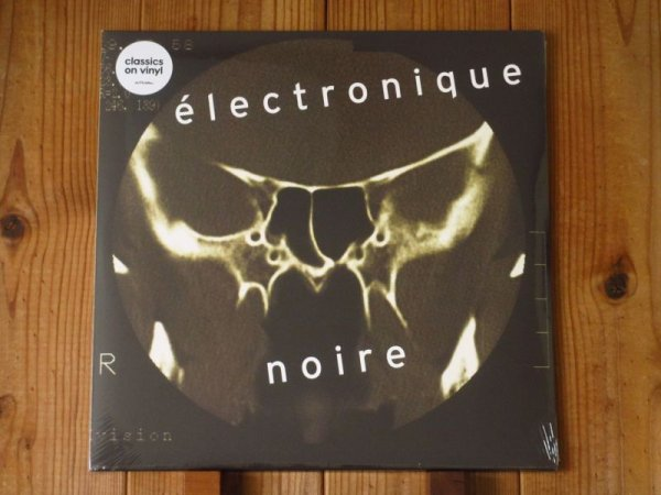 画像1: エレクトロジャズの立役者アイヴィンオールセット1997年名作がアナログ盤で入荷!■Eivind Aarset / Electronique Noire (1)