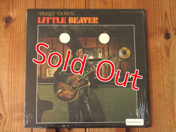 画像1: Little Beaver / Party Down (1)