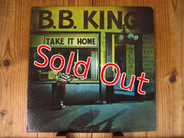 画像1: B.B. King / Take It Home (1)