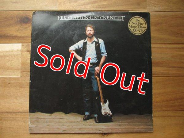 画像1: Eric Clapton / Just One Night (1)