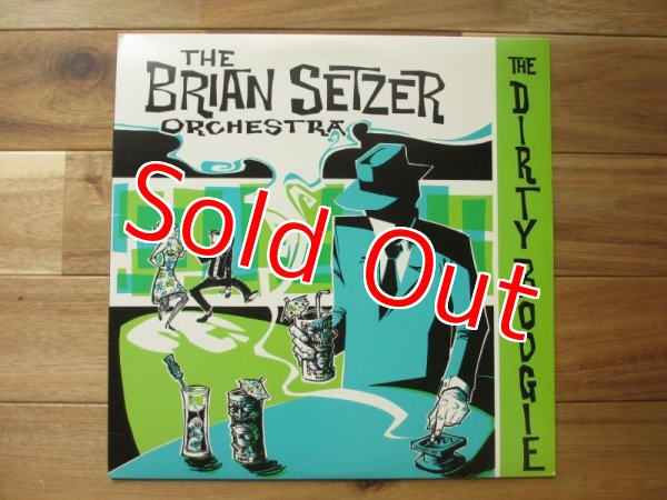 画像1: Brian Setzer Orchestra / The Dirty Boogie (1)
