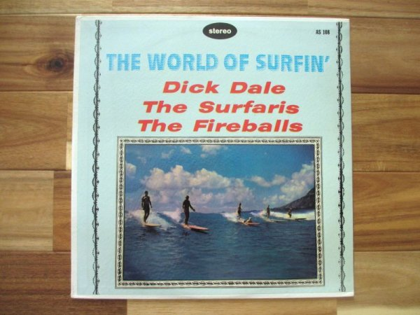 画像1: Dick Dale, The Surfaris, The Fireballs / The World Of Surfin' (1)