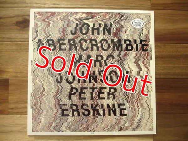 画像1: John Abercrombie / Marc Johnson / Peter Erskine (1)
